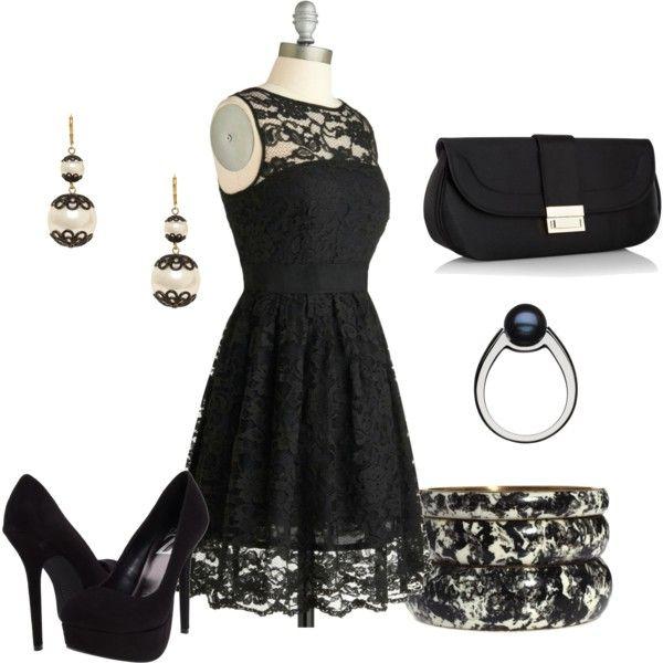 Little Black Lace Dress Black Laces Lace Dress And Black