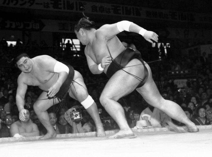 45連勝大鵬止めた「世紀の誤審」元羽黒岩さん死去 #相撲