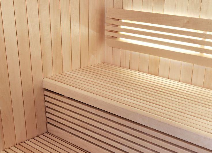 Image result for sauna backrest
