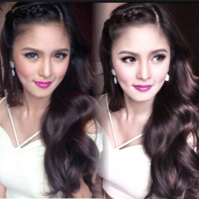Kim Chiu Chinitaprincess Websta Hipster Hairstyles Filipina Beauty Beauty Face