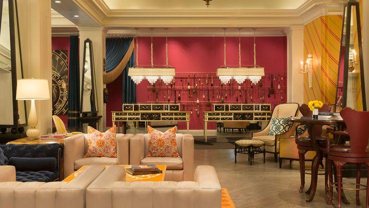 Hotels in Philadelphia | Hotel Monaco in Downtown Philadelphia