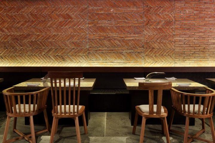 Yakiniku Master restaurant by Golucci International Design, Shanghai hotels and restaurants