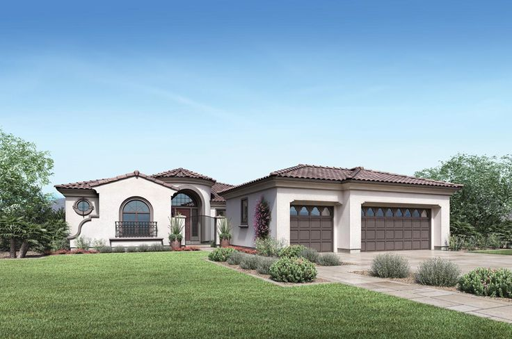 Scottsdale AZ new homes for sale by Toll Brothers®. Treviso offers 7 new home designs with luxurious options & features. Learn more today!