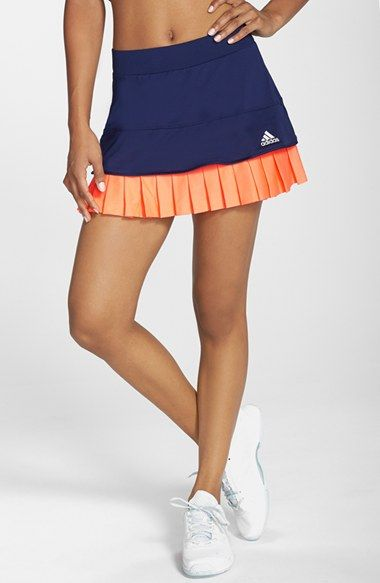 adidas+'All+Premium'+Tennis+Skort+available+at+#Nordstrom