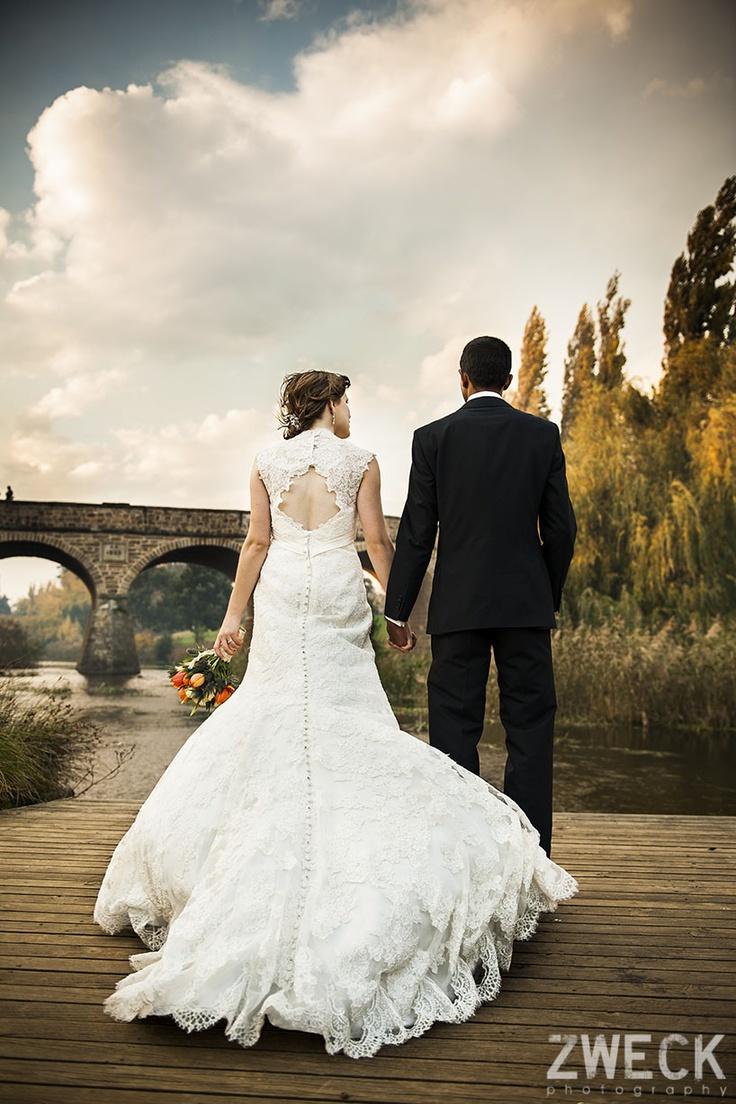 Frances and Josh www.zweckphotography.com.au #wedding #photography #zweck #richmond #tasmania #bridge #love #romance #dress #forever