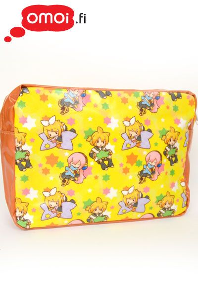 Vocaloid: SD Rin, Len & Luka pouch / pencil case - 15,00 EUR : Manga Shop for Europe, A great selection of anime products