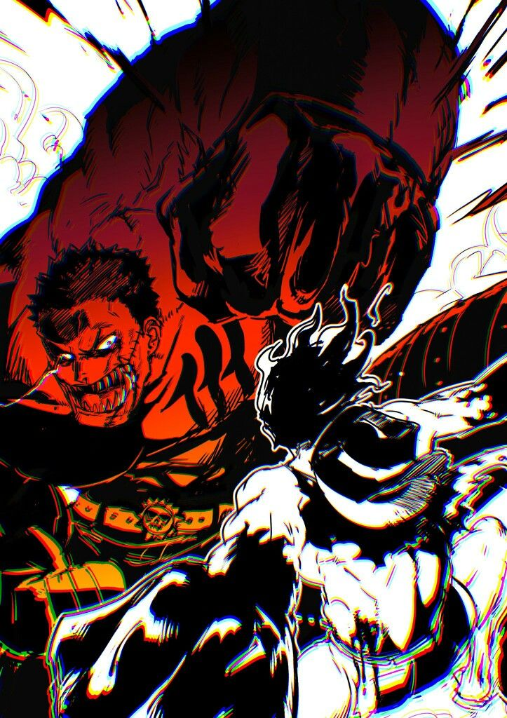 Luffy Snake Man Vs Katakuri One Piece Manga One Piece Images One Piece Wallpaper Iphone