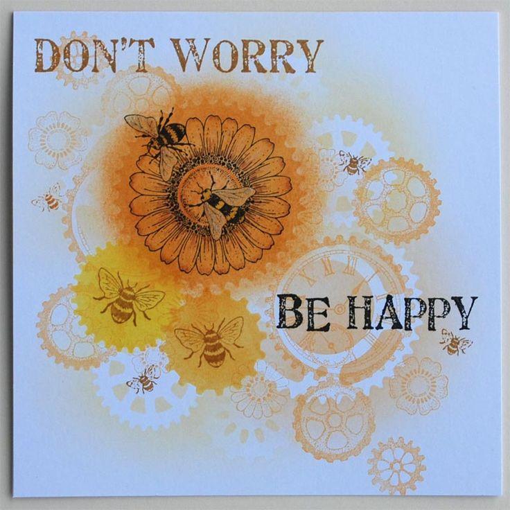 Artful blogging from Glenda Waterworth | Bee Happy | http://glendawaterworth.com