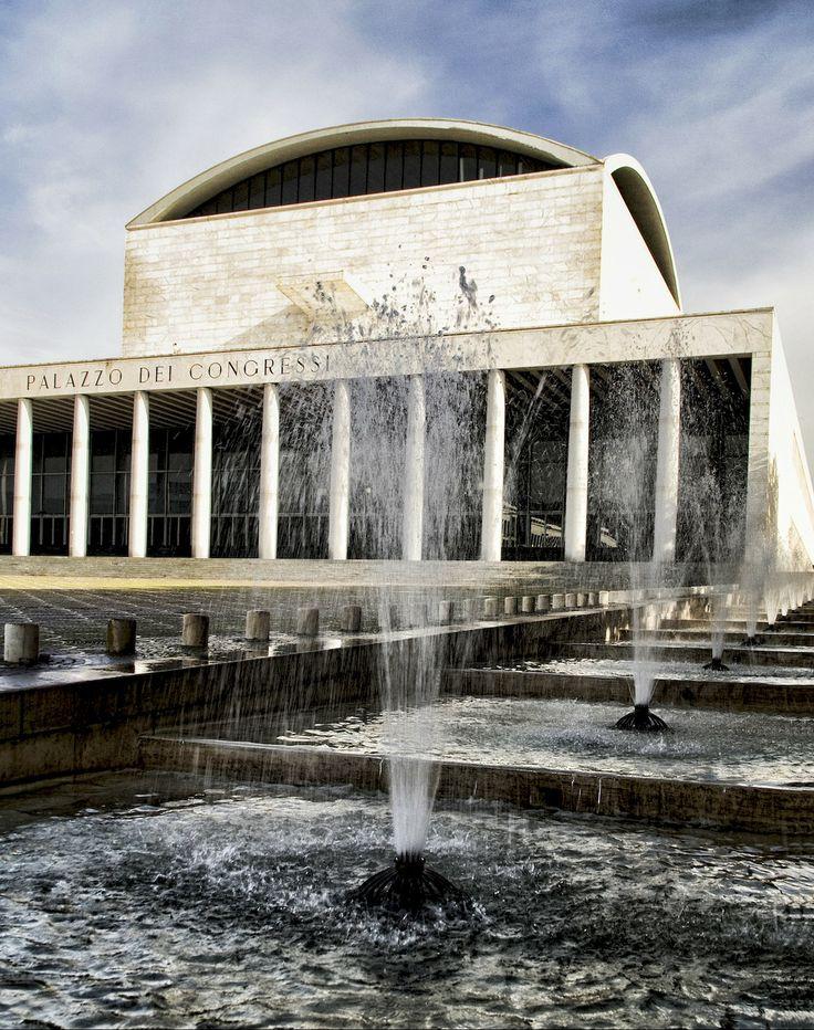 Palazzo Congressi e Ricevimenti, EUR