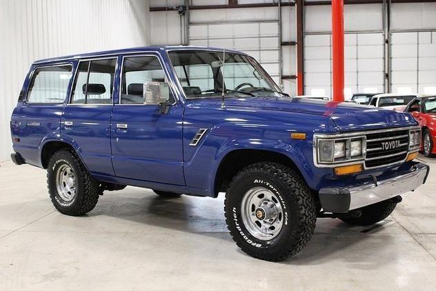 1988 Toyota Land Cruiser Dzhip