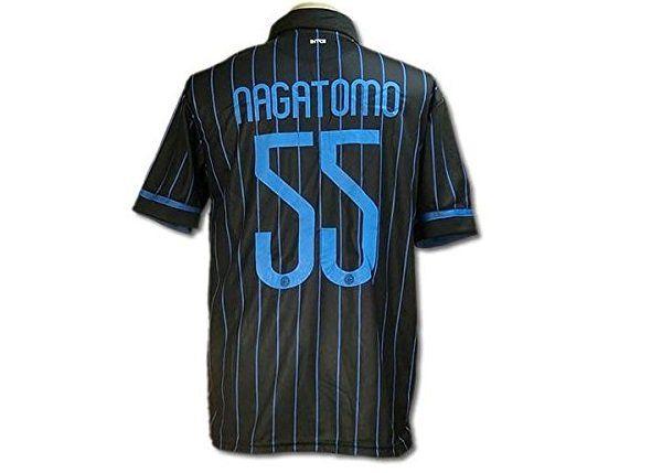 長友の「55」やバロテッリの「45」…サッカー選手が背番号を選んだ理由