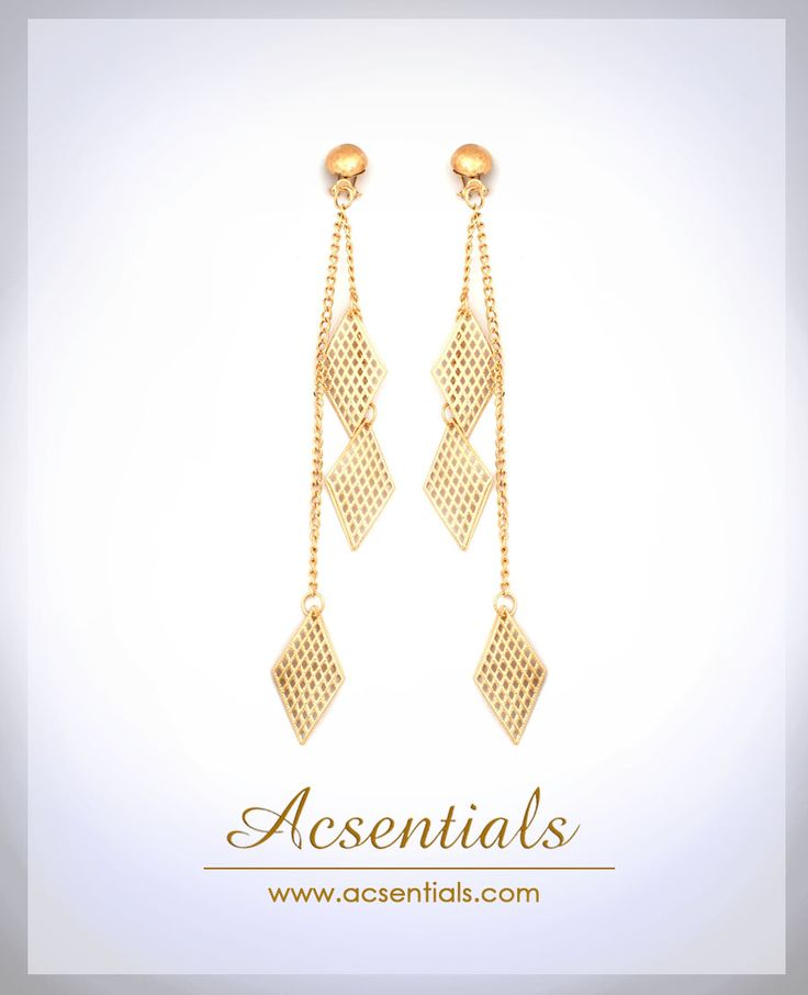 Redefine your style statement with this elegant gold earring. The intricate design of this pure Indian jewelry is best suited for both Indian and Western Styles. https://www.instagram.com/acsentials/  #trendy #shopon #Fashion #Stylish #Style #FashionAccessories #ExclusiveCollection #Unique #instagram #instagrammers #instalike #instafashion #instastyle #everydaycarry #coolproducts #topfashion #trendycollections #happyshopping #Lookgood #girlsstuffs