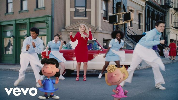 """Meghan Trainor """"Better When I'm Dancin'"""" The PEANUTS Movie Original Motion Picture Soundtrack Soundtrack Available Everywhere October 23. Preorder it now at ..."""