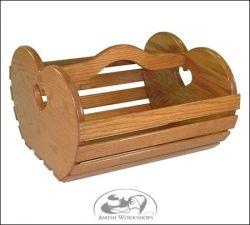 Amish-made Wooden Baskets & Crates| AmishWorkshops.