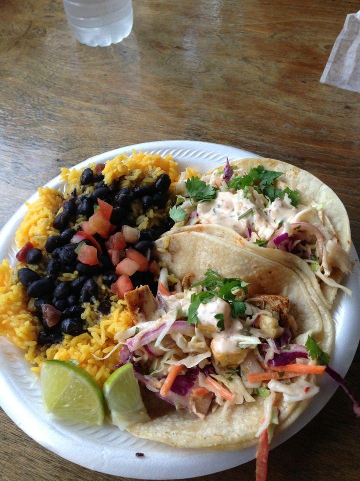 The Taco Shack in New Smyrna Beach, FL