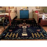 Found it at Wayfair - Penny Home Sweet Home Novelty Rug
