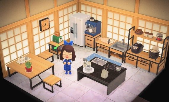 Pin on Animal Crossing Stuff on Ironwood Kitchenette Animal Crossing  id=52095