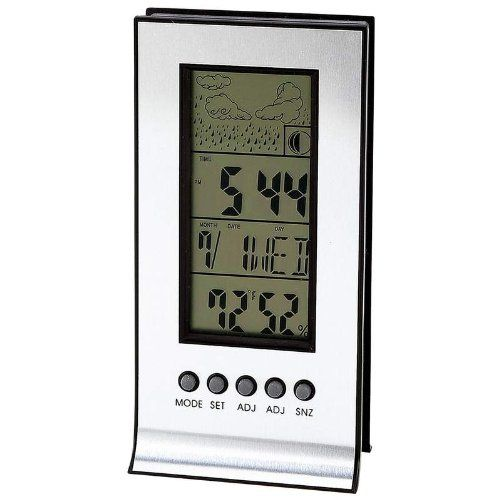 4 Of Best Quality Indoor/Outdoor Weather Station By Mitaki ...