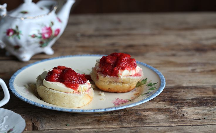 Organic Abel & Afternoon Tea Scones - Abel & Cole #CookIt