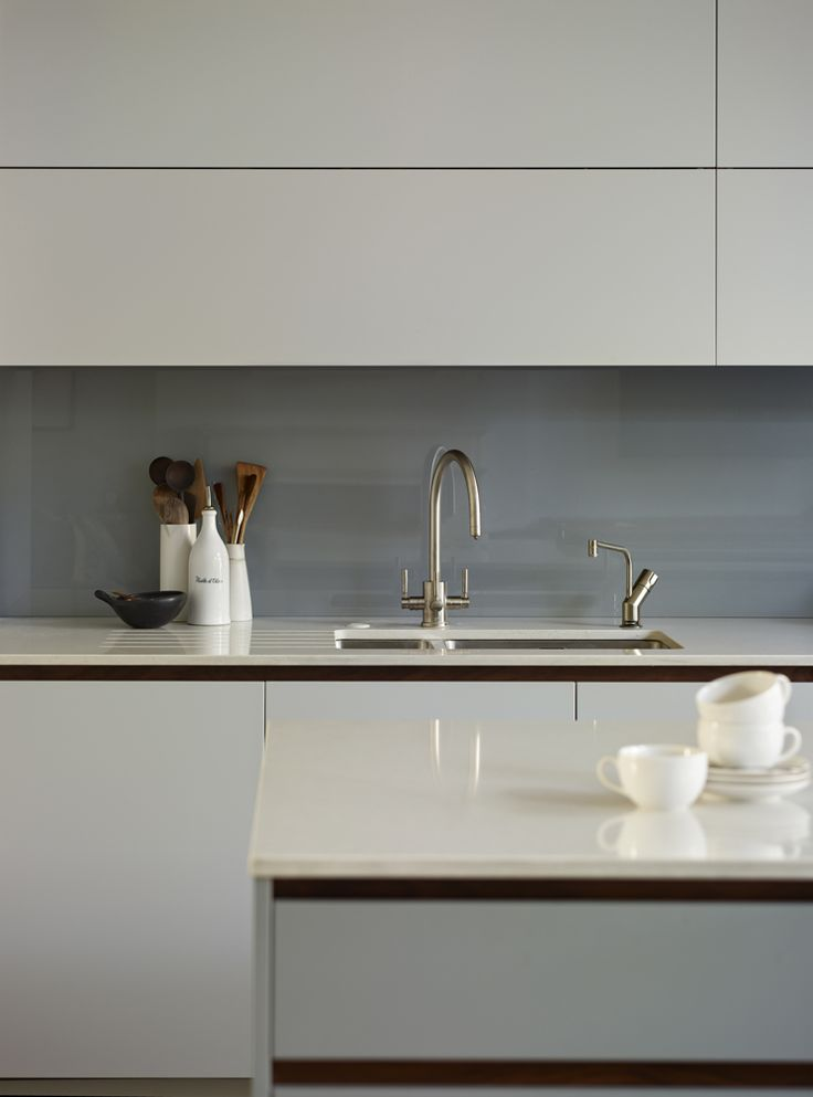 White Kitchen Grey Splashback the 25+ best coloured glass splashbacks ideas on pinterest | glass