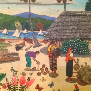 Arte Panameño L.Mendez