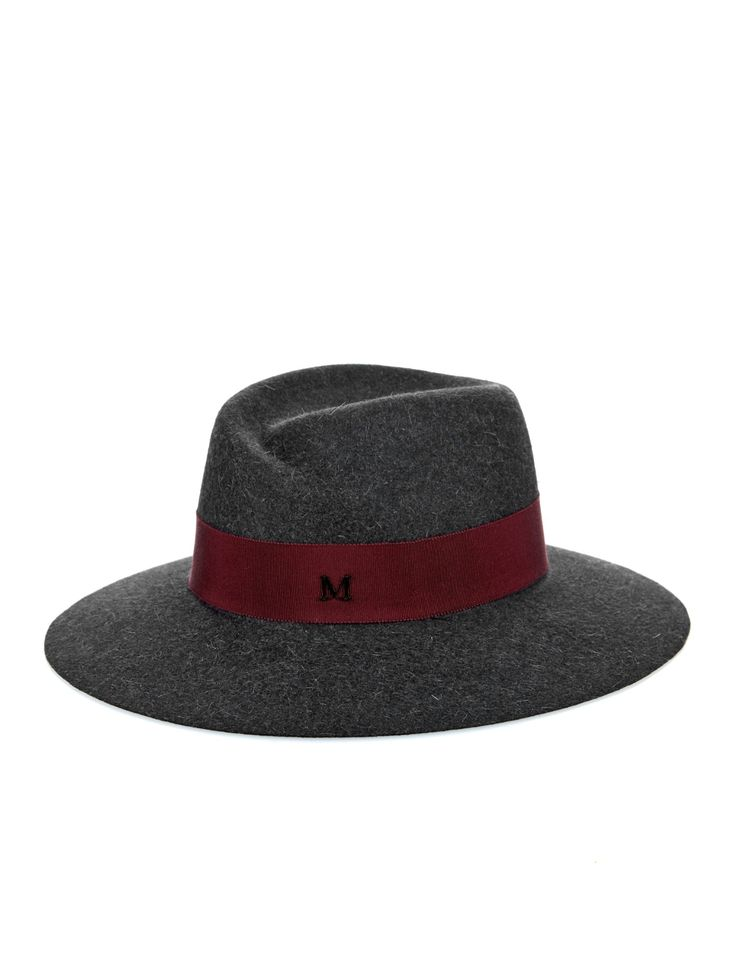 Virginie fur-felt hat by Maison Michel | Shop now at #MATCHESFASHION.COM