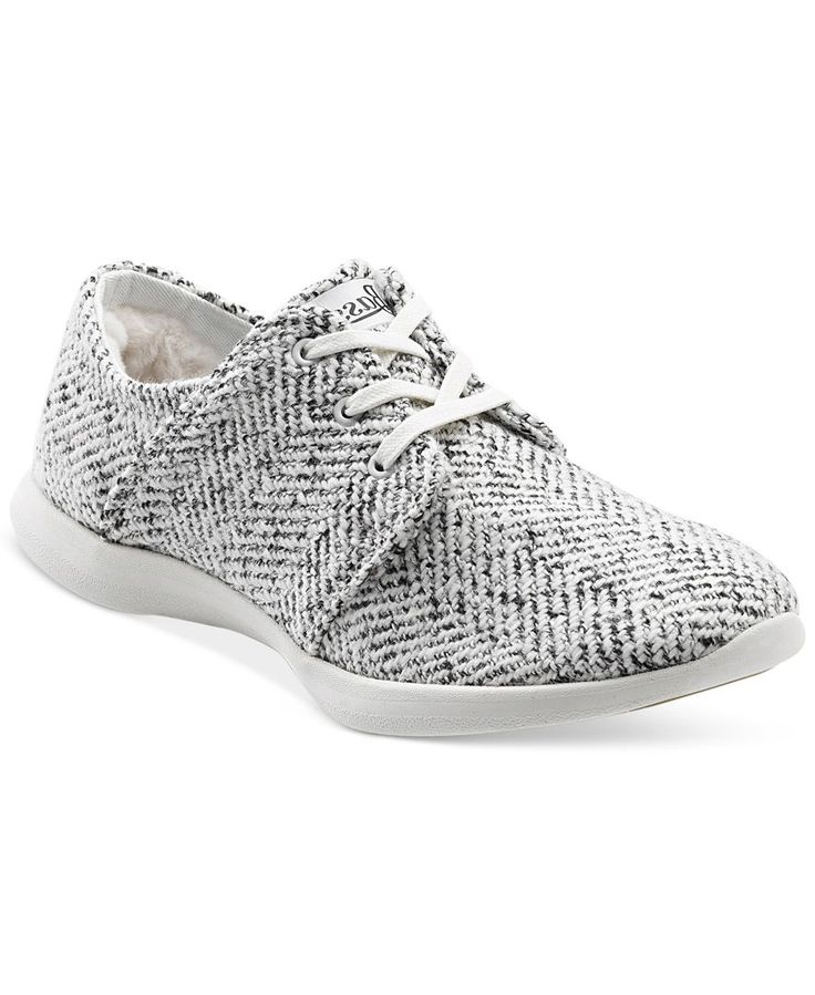 The lightweight Shelby knit sneakers from G.h. Bass & Co. have an athletic style that's great with casual apparel. | Fabric upper; manmade sole | Imported | Round closed-toe sneakers with lace-up clos