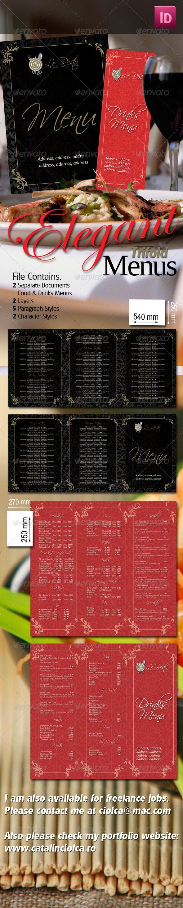 38 mejores imágenes de Cartas y Menús en Pinterest | Plantilla de ...