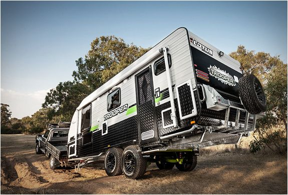 Innovative Two Of The Most Popular Campers  Offroad Parts That Ensure Theyre Ready For An Adventure Anywhere In The World The 70 Series Seen Above Is Even US