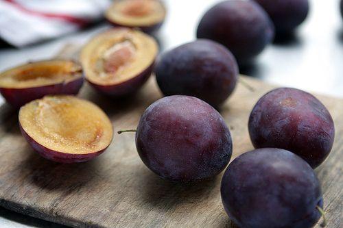 Yeasted Plum Tart | Recipe