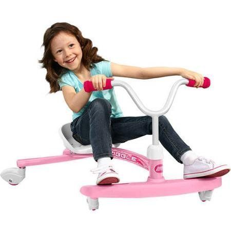 Radio Flyer Ziggle Ride On, 360 Degree Spinout Action and Adjustable Seat Grows with Child. #Radio #Flyer #Ziggle #Ride #Degree #Spinout #Action #Adjustable #Seat #Grows #with #Child