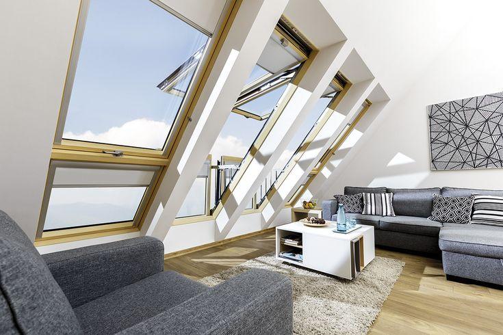 Woonkamer Op Zolder : Best wonen op zolder images roof window attic
