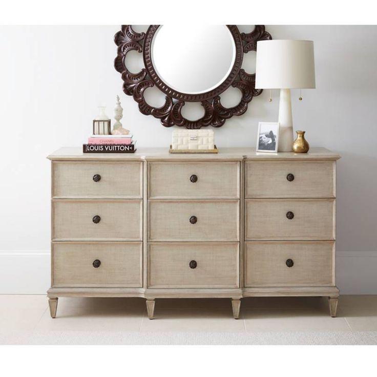 Stanley Furniture Villa Couture Lucio 9 Drawer Dresser - 510-13-05