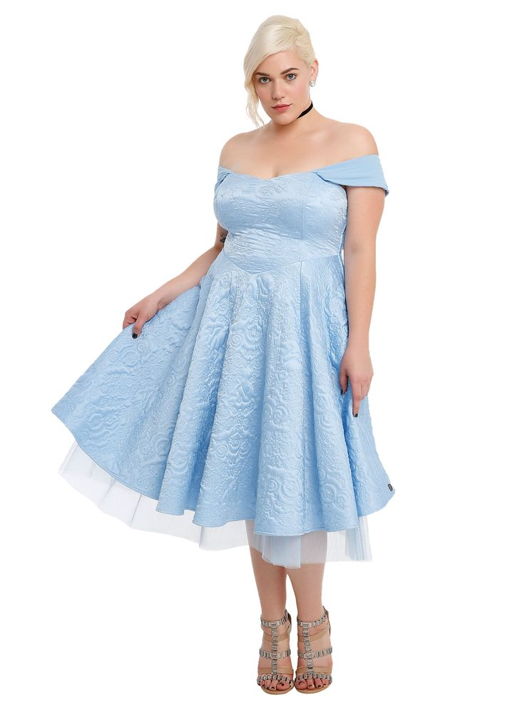 Disney <I>Cinderella</I> exclusive Hot Topic collection ball gown in
