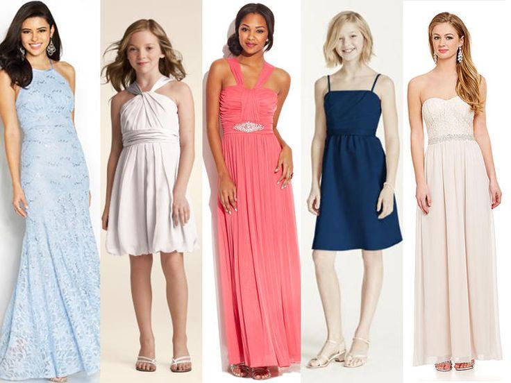Best 25  Bridesmaid dresses under 100 ideas on Pinterest | Navy ...