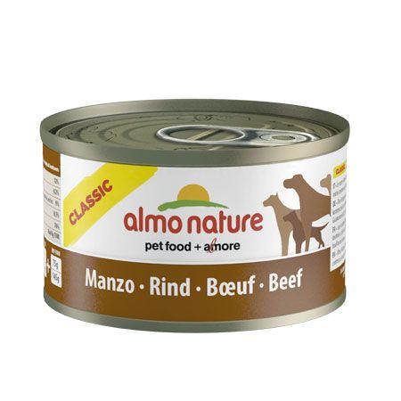 Prezzi e Sconti: #Almo nature classic per cani (manzo) 24  ad Euro 24.40 in #Catalogo > cani > cibo umido > #Animali domestici