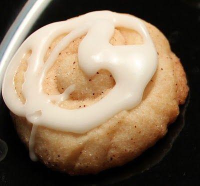 Cinnabon Roll Cookie Recipe, Cookie Exchange