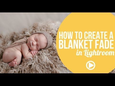 How to create a blanket fade in Lightroom | Two Blooms Lightroom Presets for Portraits