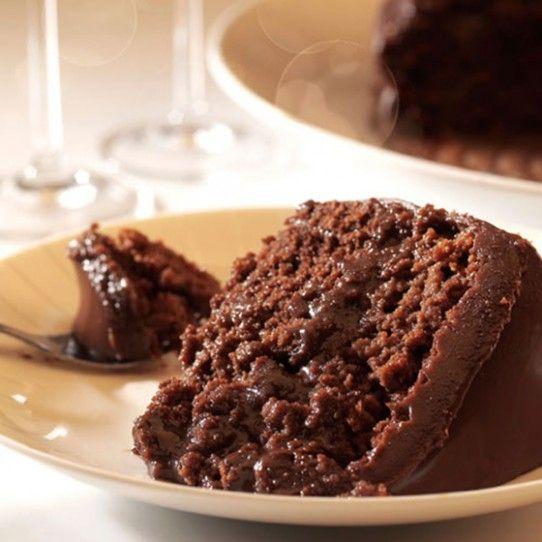 Quem resiste à torta de chocolate da Fany?