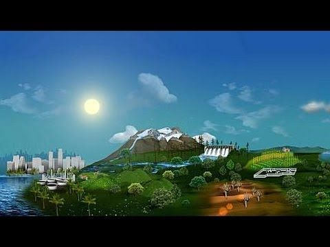 Water Cycle Animation - YouTube