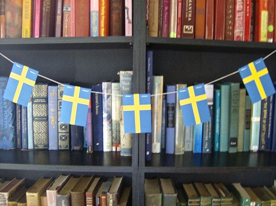 scandinavian flags countries