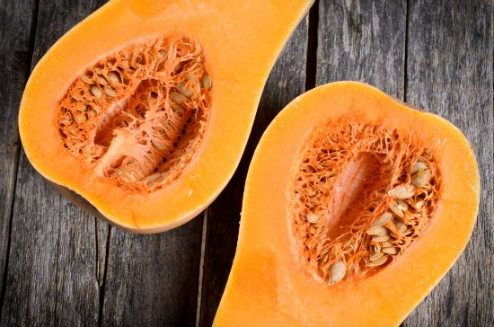 Butternut squash is a super versatile food to munch on that's jam-packed with nutrients. Here, ah-mazing nutrition and health benefits of butternut squash.