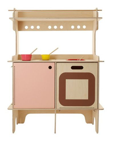 Modern Wooden Play Kitchen 17 best play kitchens images on pinterest | play kitchens, natural