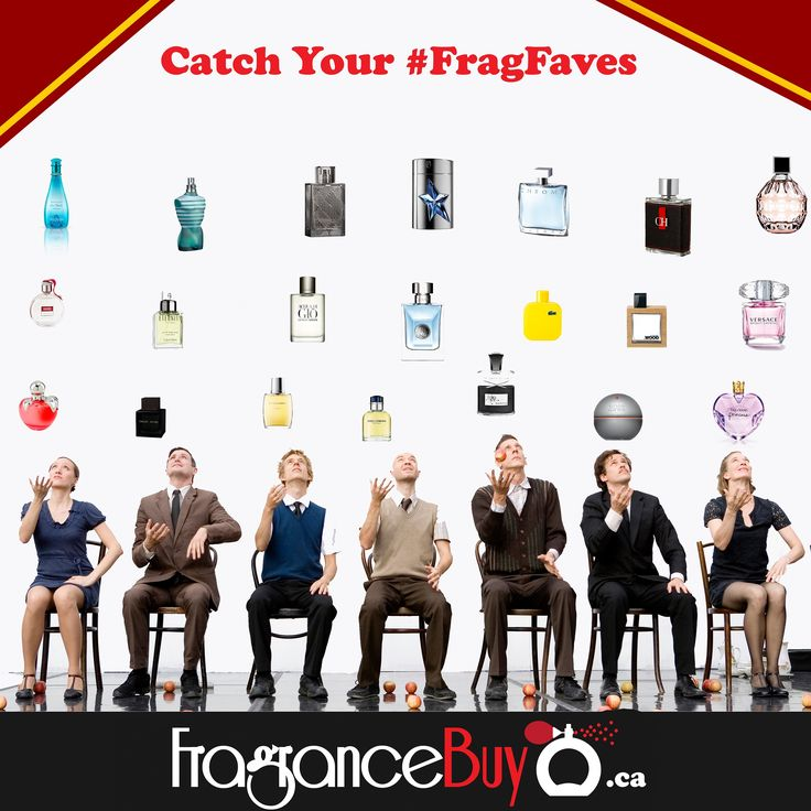 Catch a glimpse of the fragrances that Canadians love. These fragrances have topped the Fragrancebuy best sellers chart of 2015.
