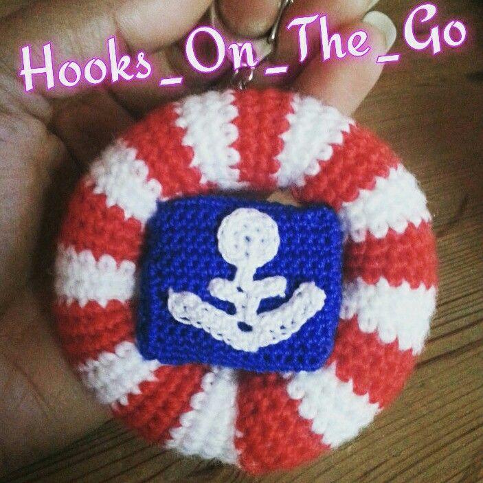 Seamen keychain