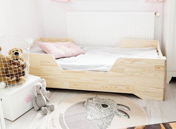 lit enfant bois massif