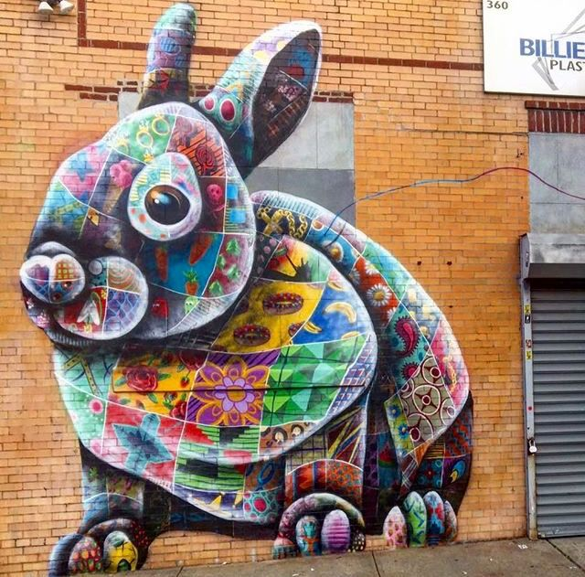 by Louis Masai in Brooklyn, NY, 10/16 (LP)