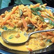 Kichererbsen-Möhren-Curry - BRIGITTE