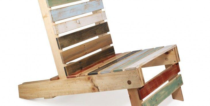 Las 25 mejores ideas sobre sofas hechos con palets en for Muebles hechos con paletas de madera
