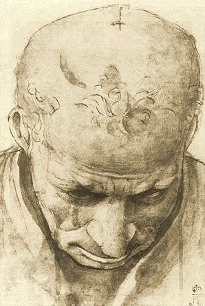 Piero di Cosimo - Head of an Elderly Man  https://www.artexperiencenyc.com/social_login/?utm_source=pinterest_medium=pins_content=pinterest_pins_campaign=pinterest_initial